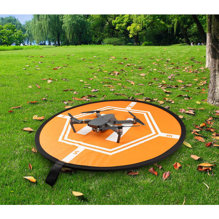 Drone Warehouse Landing Pad
