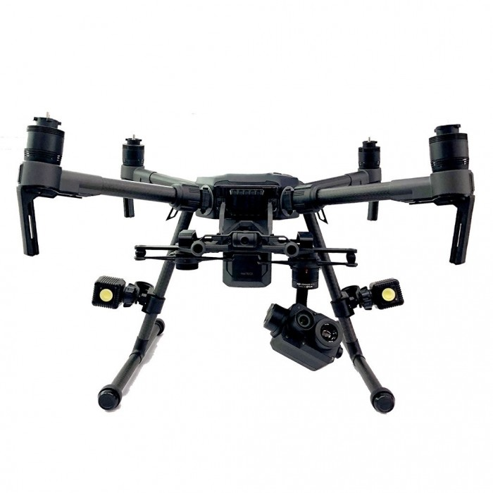 LumeCube Drone Mounts for DJI Matrice 200 Series (Also fits 100,600)