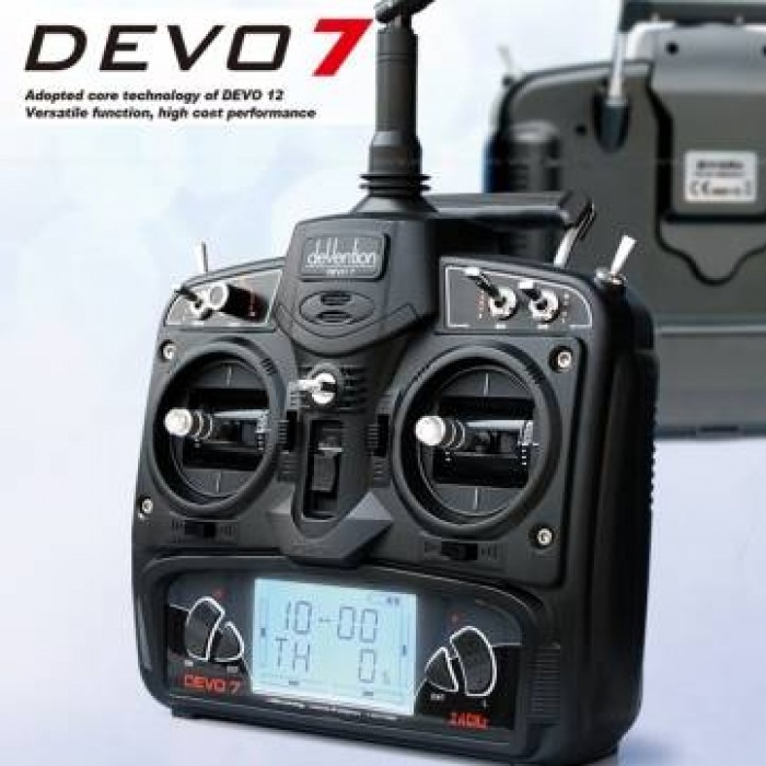 Walkera Devo 7 Radio Controller (Open Box)