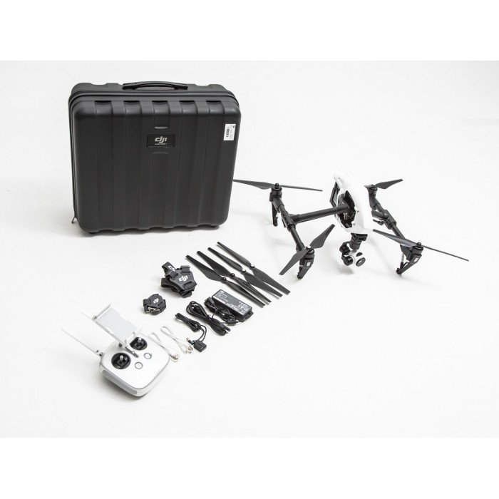 DJI Inspire 1 v2 Pro - X5  with carrying case.